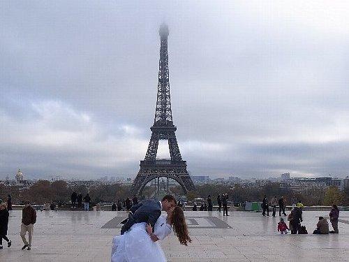エッフェル塔の見方
