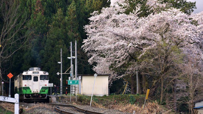 奥会津の春 ~只見線@福島
