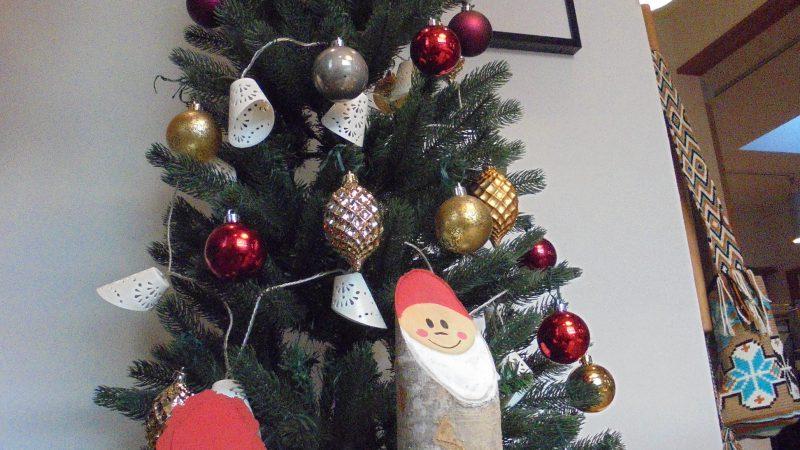 住文舎のクリスマス