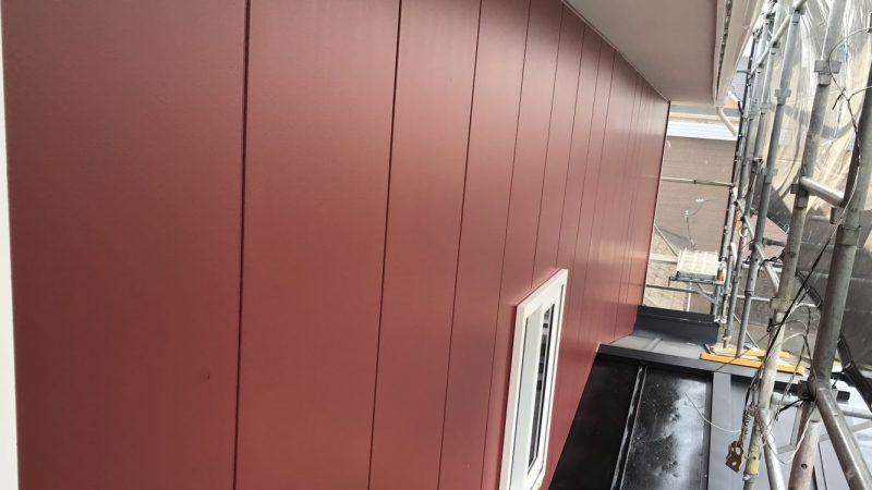 [家づくりblog] 外部塗装