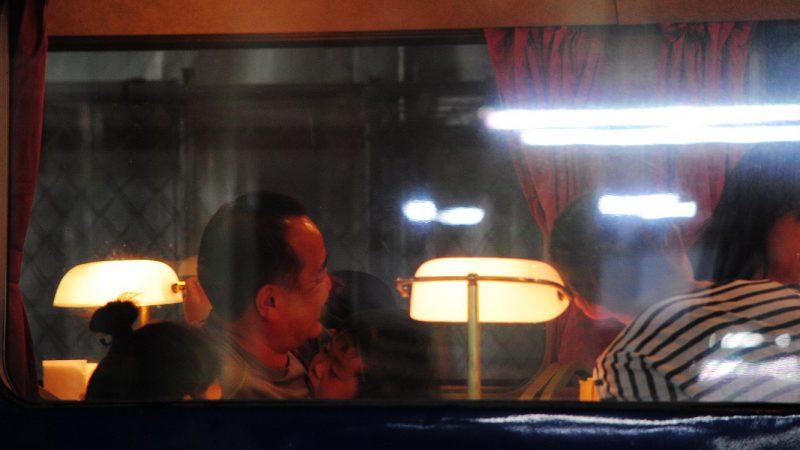 バンカーズ・ランプは旅人の笑顔を照らす。