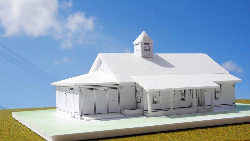 Y-Studioの模型づくり