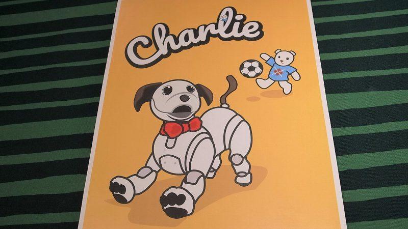 [チャーリー☆ハウス] チャーリーのイラスト