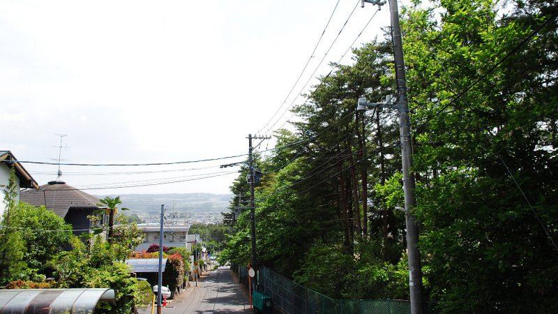 [そら景色が広がる家] 緑と、空と。 ~家づくりスタート